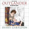 Diana Gabaldon,Colouring Book Official Outlander Coloring Book