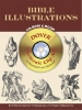 Dover Publications Inc,Bible Illustrations CD-ROM and Book