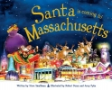 Smallman, Steve,Santa Is Coming to Massachusetts