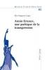Elise Hugueny-Leger,Annie Ernaux, Une Poetique de la Transgression