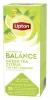 ,Thee Lipton Balance Groene thee Citrus 25stuks