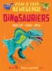 John  Malam,Vouw je eigen bewegende dinosauri?rs
