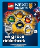 ,<b>LEGO Nexo Knights: Het grote Ridderboek</b>