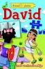 Josh  Edwards,Puzzelplezier met David