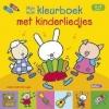 ,<b>Mijn leuk kleurboek met kinderliedjes 2-4 jaar</b>