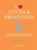 Natalie  Savona,I love juices & smoothies