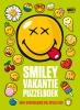 <b>Smiley</b>,Smiley Vakantie puzzelboek
