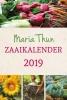 Maria  Thun, Matthias  Thun,Maria Thuns Zaaikalender 2019