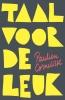 <b>Paulien  Cornelisse</b>,Taal voor de leuk