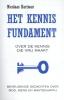 <b>Nicolaas  Hartman</b>,Het kennis fundament