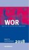 <b>Inge  Hofstee</b>,WOR tekst en commentaar  2018