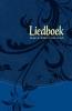 <b>Liedboek - blauw kunstleer</b>,zingen en bidden in huis en kerk