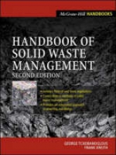 Tchobanoglous, George Handbook of Solid Waste Management