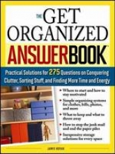 Novak, Jamie The Get Organized Answer Book