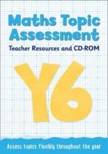 Keen Kite Books,   Martin Marsh Year 6 Maths Topic Assessment: Teacher Resources and CD-ROM