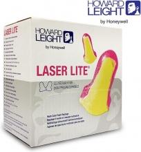 , Oordoppen Howard Leight Laser geel/roze