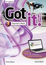 Got It Plus 3: Teacher Pack