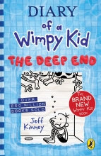 Jeff Kinney, Diary of a Wimpy Kid: The Deep End (Book 15)