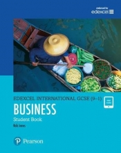 Jones, Rob Edexcel International GCSE (9-1) Business Student Book