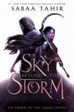 Sabaa  Tahir , A Sky Beyond the Storm