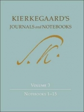 Soren Kierkegaard,   Niels Jorgen Cappelorn,   Alastair Hannay,   David J. Kangas Kierkegaard`s Journals and Notebooks, Volume 3