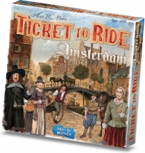 Asm-dow-7205 , Ticket to ride amsterdam