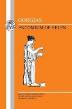 Gorgias Encomium of Helen