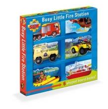 Fireman Sam: Busy Little Fire Station