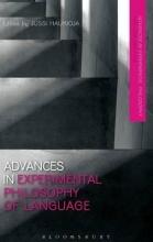Haukioja, Jussi Advances in Experimental Philosophy of Language