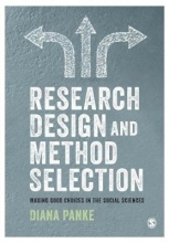 Diana Panke Research Design & Method Selection