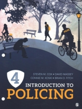 Cox, Steven M. Introduction to Policing