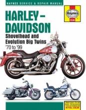 Haynes Publishing Harley-Davidson Shovelhead & Evolution Big Twins