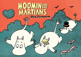 Jansson, Tove Moomin and the Martians