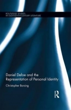 Borsing, Christopher Daniel Defoe and the Representation of Personal Identity