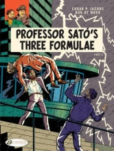 Jacobs, Edgar P. Professor Sato`s Three Formulae