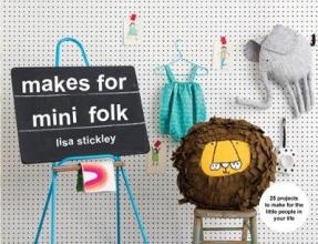 Lisa Stickley Makes for Mini Folk