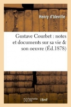 D`Ideville, Henry Gustave Courbet