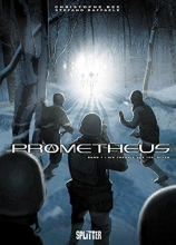 Bec, Christophe Prometheus 07. Die Theorie des 100. Affen
