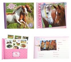 , Horses dreams vriendenboek