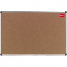 , Prikbord Nobo 60x45cm kurk retailverpakking