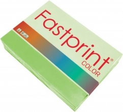 , Kopieerpapier Fastprint A3 80gr helgroen 500vel