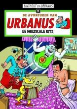 Willy  Linthout Urbanus De muzikale rits