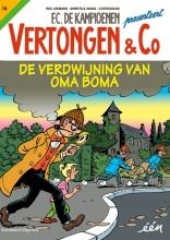 Hec  Leemans Vertongen en C De verdwijning van Oma Boma