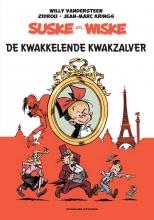 Willy Vandersteen , De kwakkelende kwakzalver