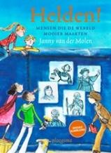 janny van der Molen, Helden! exclusieve uitgave kinderboekenweek 2020