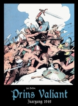 Hal  Foster Prins Valiant 13: Jaargang 1949