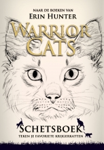 Frieda van Raevels Warrior Cats Warrior cats schetsboek