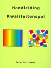 P. Gerrickens , Handleiding Kwaliteitenspel