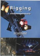 Diter Toprek Jan van Boekel, Rigging in de evenementenindustrie