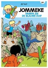Philippe,Delzenne/ Nys,,Jef Jommeke 291